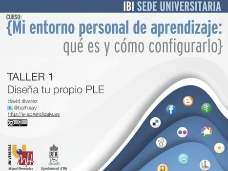 Taller 1: Mi Entorno Personal de Aprendizaje | ... | Escuela 2.0 y Mochila digital | Scoop.it