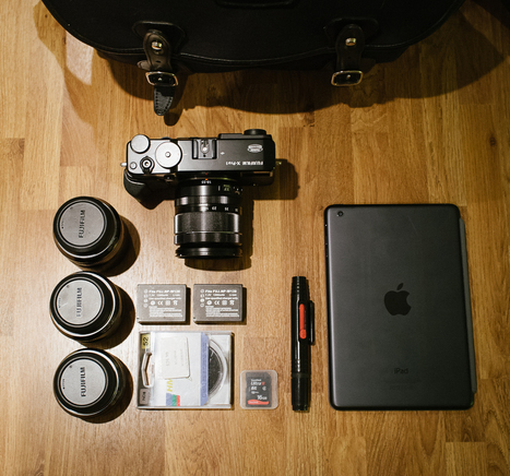 Billingham Hadley Pro with Fujifilm's X-Pro 1 | Travelling Light | Scoop.it