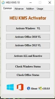 HEU KMS Activator - Windows Loaders | full version softwares free download | Scoop.it