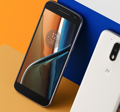 Download Official Moto G4 Wallpapers | Xperia Guide | Scoop.it