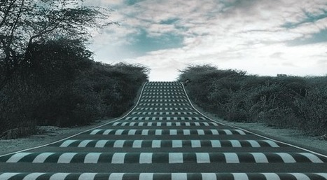 5 Speed Bumps You Encounter on the Way to Your Dream (and How to Get Over Them) | Good News For A Change | Scoop.it