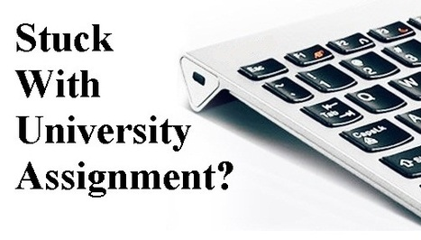 Stuck With University Assignment   Assignment Services   Scoop.it