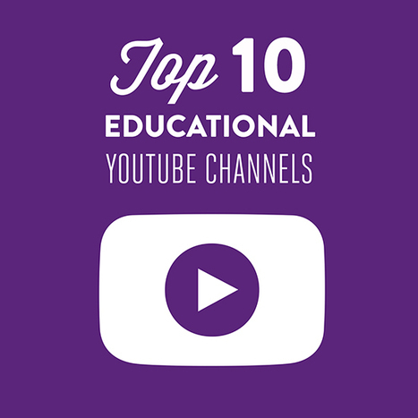 Ten Educational YouTube Channels for Parents and Kids | iGeneration - 21st Century Education | Scoop.it