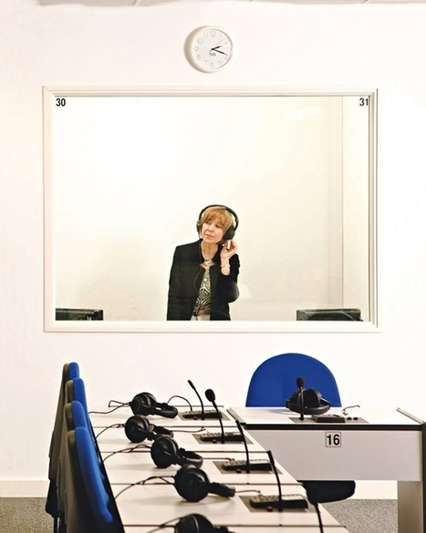 A word in your ear: the interpreters who speak for world leaders | What would you lose if nobody translated? | Scoop.it