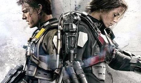 Watch Tom Cruise new Movie Edge of Tomorrow - Official Main Trailer | entertainmentpixel.com | Scoop.it