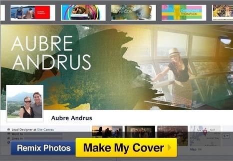 Facebook : comment personnaliser sa Timeline | Actus de la communication. | Scoop.it