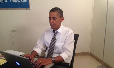 Barack Obama surprises internet with Ask Me Anything session on Reddit   Gotta see it   Scoop.it