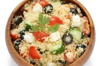 Greek Couscous Salad | Best Easy Recipes | Scoop.it