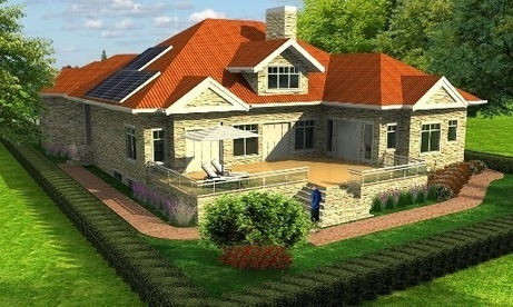 Highly Interactive 3D Custom House Plans Design Pieces | Architecture | Scoop.it