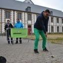 Le 1er tournoi europeen de Street Golf à Paris... | actualité golf - golf des vigiers | Scoop.it