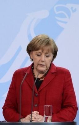 Isolée au G8, Angela Merkel résiste toujours à toute idée de relance | ECONOMIE ET POLITIQUE | Scoop.it