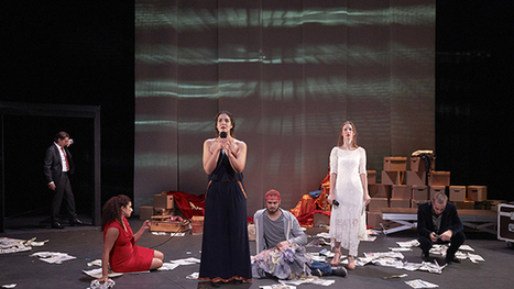 N'ENTERREZ PAS TROP VITE BIG BROTHER | Theatre Liberté | Fenêtre sur le Théâtre arabe | Scoop.it