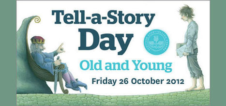Youth Music Forum of Scotland National — Blog — National Tell-a-Story Day | Culture Scotland | Scoop.it