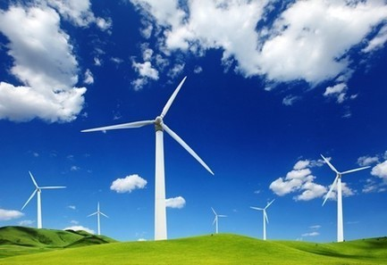 World Wind Power Set to Top 300,000 Megawatts in 2013, After Record 2012 | EcoWatch | Scoop.it