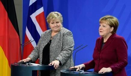 Merkel warns of possible Russian interference in German vote | GGG (German, Germans & Germany) | Scoop.it
