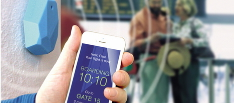 'Internet of Things' coming to airlines and airports worldwide - Travelandtourworld.com | Open Disruptor - Technology Disruptions We Experience | Scoop.it