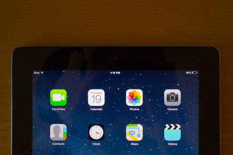 Don't let me down, Apple: iOS 7 on the iPad 2 - arstechnica | iPads, MakerEd and More  in Education | Scoop.it