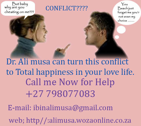 http://Lost Lover To Come Back In 3 Days.Call DR.Ali Musa On, +27798   Herbalist psychic Traditional Healer IN SOUTH AFRICA…..+27798077083   Scoop.it