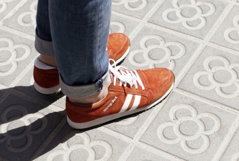 Let your kicks guide your sightseeing | Technology for Good | Scoop.it
