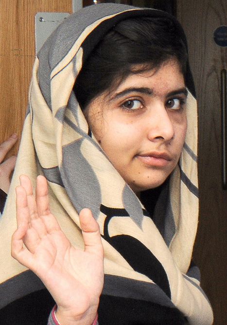 Malala, teen champion of girls' rights, nominated for Nobel Peace Prize | The Blog's Revue by OlivierSC | Scoop.it