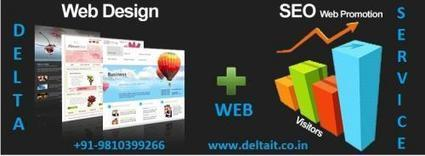 Delta Web Services : Web Designing & Development Company in Gurgaon | Delta Web Services | Scoop.it