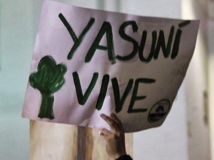 Amazon Watch - Ecuador Faces Vote on Yasuni Park Oil Drilling in Amazon | Ecuador | Scoop.it