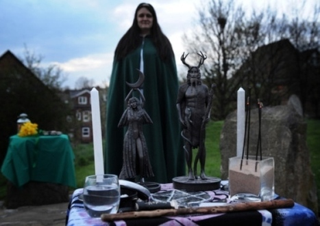 Pagans shed light on the dark image of a faith in nature and the individual - Features - Yorkshire Post | Jungian Neo-Paganism | Scoop.it