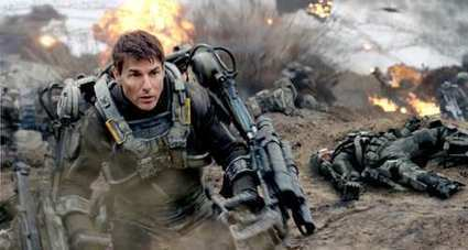 [Review] Cruise contre la montre | Edge of Tomorrow - Web Coverage | Scoop.it