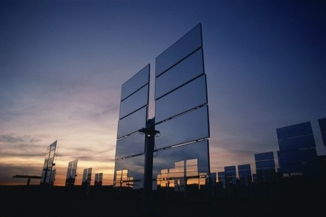 Apple's New Headquarters Will Be Powered Entirely By The Sun | Business as an Agent of World Benefit | Scoop.it