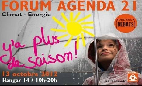 Samedi 13 octobre, Bordeaux parle climat et énergie. - Aqui.fr   BIENVENUE EN AQUITAINE   Scoop.it
