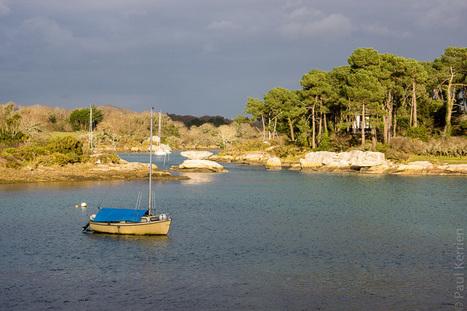 photo en Finistère, Bretagne et...: Trégunc - Concarneau : 1ère balade dans l'anse du Minaouët (6 photos) | photo en Bretagne - Finistère | Scoop.it