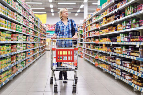 The next big supermarket innovation is driverless… shopping trolleys? | New Technology | Scoop.it