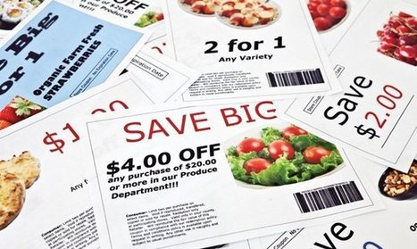 Coupon Clipping 101: How to Save Your Family Big Money   Senior Seminar   Scoop.it