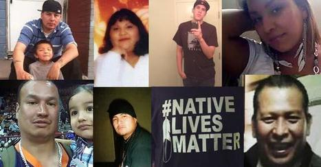 Police are Killing Native Americans at Higher Rate than Any Race, and Nobody is Talking About It | The Free Thought Project | Xpose Corrupt Courts | Scoop.it