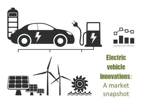 Electric vehicle innovations: A market snapshot - MaRS | E-mobility and renewable energy | Scoop.it
