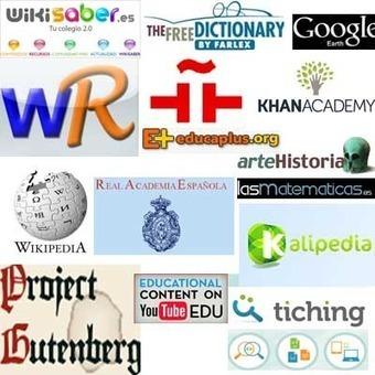 Los mejores contenidos educativos online, en español y gratuitos | Posibilidades pedagógicas. Redes sociales y comunidad | Scoop.it