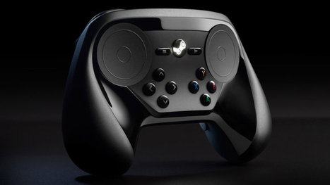 Here's a closer look at Valve's latest Steam Controller | Machinimania | Scoop.it