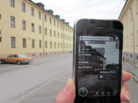 Augmented Reality: Bild mit Zusatzinformationen - WEB.DE | Augmented Reality und Spiele | Scoop.it