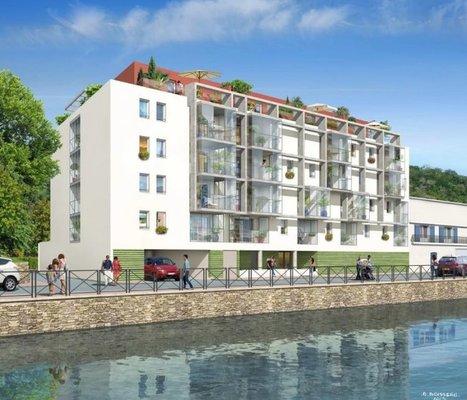 Nouveau programme immobilier neuf LE RESPLANDY à Bayonne - 64100 | L'immobilier neuf sur Bayonne | Scoop.it