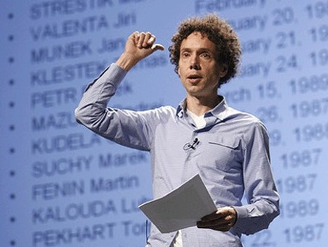 12 Mind-Blowing Concepts From Malcolm Gladwell's Bestsellers | EMDR | Scoop.it