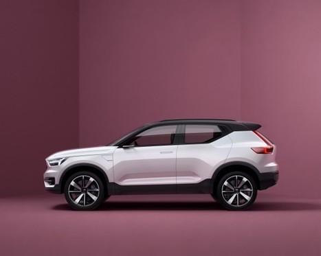 Volvo dévoile le futur de sa gamme compacte   Volvo Concept   Scoop.it