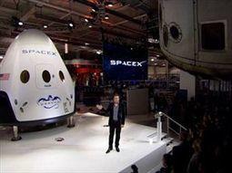 Επιστημονικά και Τεχνολογικά Νέα: Το σκάφος της SpaceX που θα φτάσει στον ISS   Technology news   Scoop.it