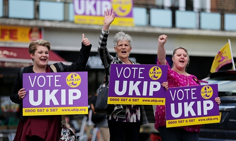 The battle is on to poach Ukip's voters – but they're a loyal bunch | ESRC press coverage | Scoop.it