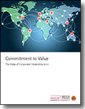 The State of Corporate Citizenship 2012 | Trends in Employee Volunteering & Workplace Giving | Scoop.it