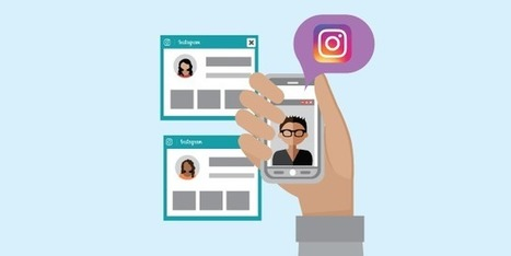 Perfil de Instagram: Ejemplos de éxito y tips para ser un crack | El Mundo del Diseño Gráfico | Scoop.it