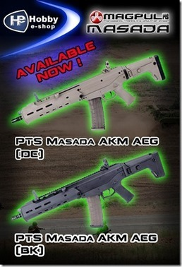 Magpul PTS Masada AKM AEGs at Hobby e-shop   Thumpy's 3D House of Airsoft™ @ Scoop.it   Scoop.it