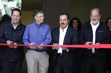 Tycoons Carlos Slim and Bill Gates support CIMMYT´s agricultural research and development projects | Piccolo Mondo | Scoop.it