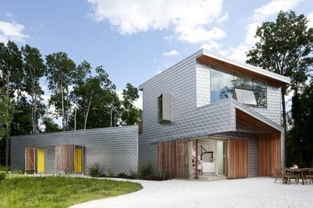 Dutchess House No. 1 / Grzywinski + Pons | Idées d'Architecture | Scoop.it
