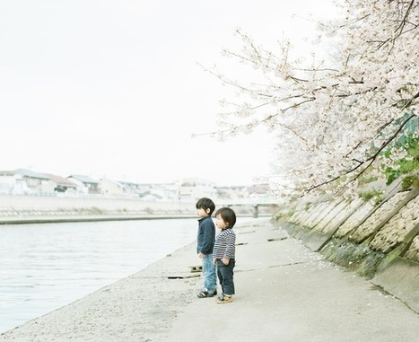 Haru and Mina by Hideaki Hamada | What's new in Visual Communication? | Scoop.it