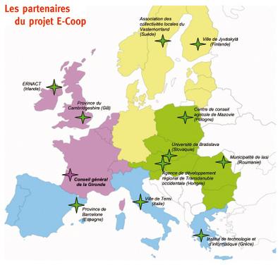 Gironde.fr - E-COOP Coopératives numériques | RêveSolutions | Scoop.it